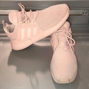 Adidas size 3y pink